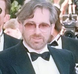 Steven Spielberg in 1990