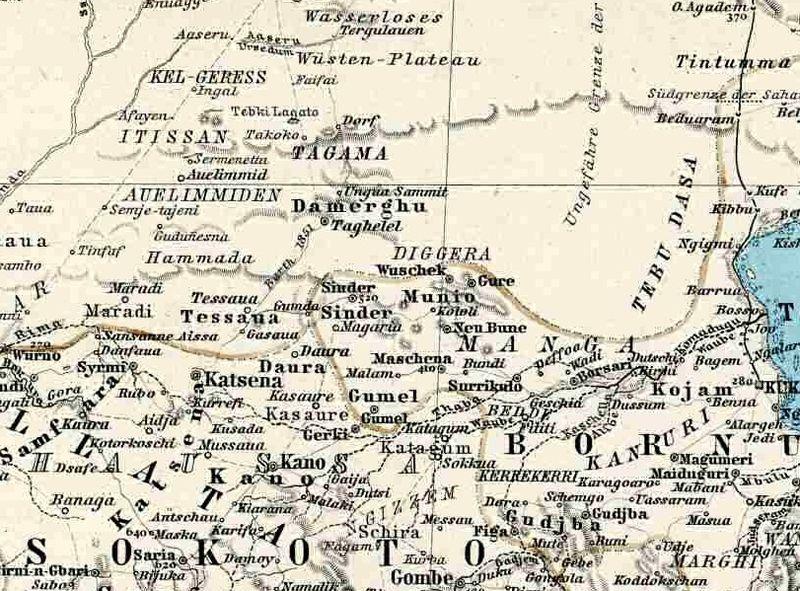Sultanate of Damagaram Wikiwand