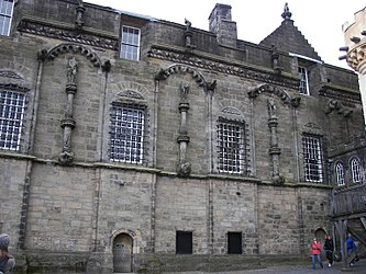Stirling Castle Palace from Outer Close.jpg
