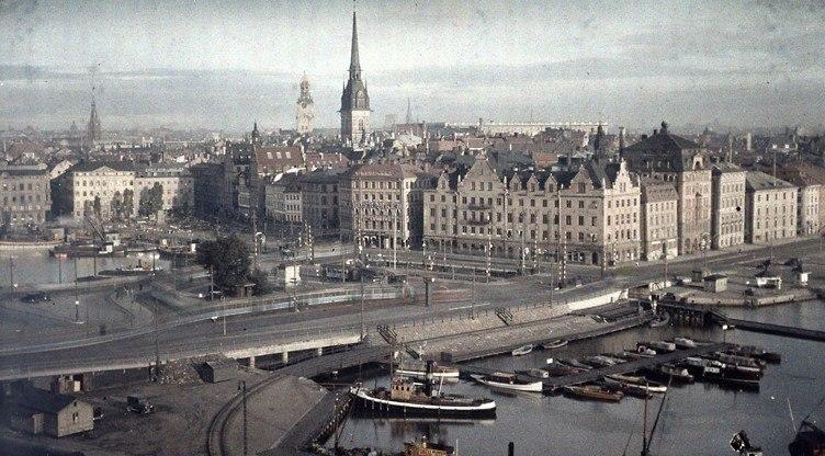 Stockholmspanorama 1928a