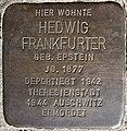 Stolperstein Göppingen, Hedwig Frankfurter.jpg