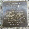 Stolperstein Goch Hubertusstraße 18 Hubert Kleintjes.JPG