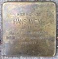 Stolperstein Kleve Lindenallee 32a Hans Weyl.jpg