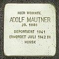 Stolperstein Neddenaverbergen - Adolf Mautner (1886).jpg
