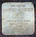 Stolperstein Storkwinkel 8 (Halsee) Manfred Siegfried Moses.jpg