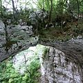 Stone bridge at Rakov Stocjan. Cerknica, Словения - panoramio.jpg