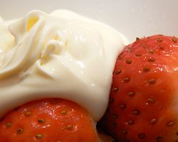 Strawberries and crème fraîche.jpg