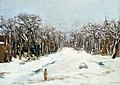 Street Scene After Snowfall by Sylvia Lefkovitz.jpg