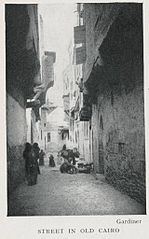 Street in Old Cairo (1906) - TIMEA.jpg