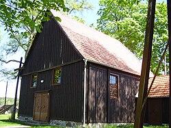 Strzaliny, kościół Nawiedzenia NMP.jpg