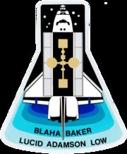 Missionsemblem STS-43