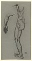 Study of the Left Arm and the Left Side of a Male Nude MET DP819908.jpg