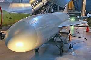 P-15 Termit - P-15 missile, Steven F. Udvar-Hazy Center