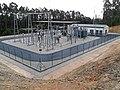 Subestación eléctrica de Piñeira. Vista xeral 20180214.jpg