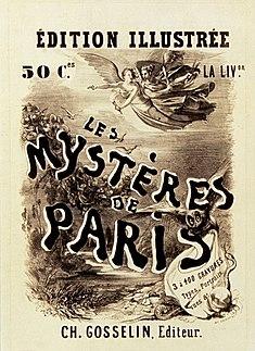 <i>The Mysteries of Paris</i> book