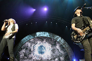 Sugarland - Sugarland in concert, Jacksonville, Florida