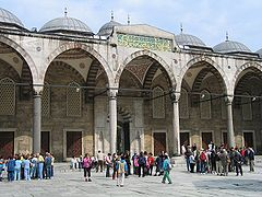 Sultan Ahmed Mosque 01