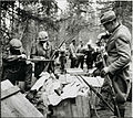 Suomussalmi civilians are given old weapons to defend their homes - July 7 1943.jpg