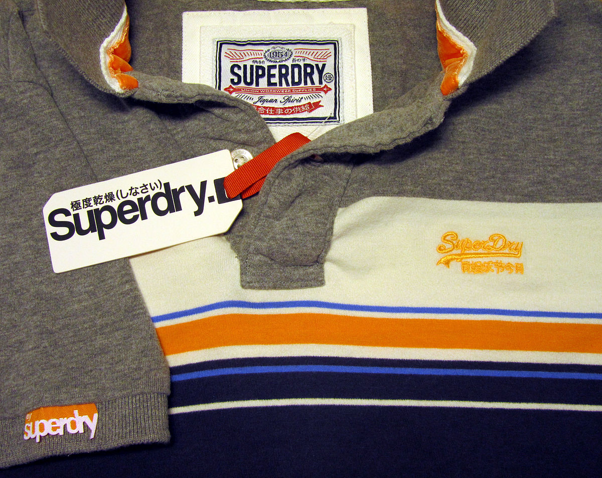 new arrival 8b348 b638a Superdry – Wikipedia