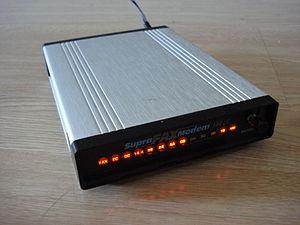 SupraFAXModem 14400 - SupraFAXmodem 144 LC modem (1996)