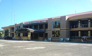 Tandag - Surigao del Sur Provincial Capitol, Tandag City