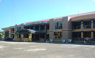 Surigao del Sur Province in Caraga, Philippines