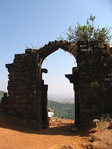 Surviving Structure on Vishalgad.jpg