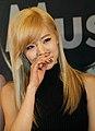 Susan Lee (Sunny Lee) at the 2010 Melon Music Awards 01.jpg
