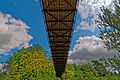 Suspension bridge, Buttes-Chaumont, Paris 28 August 2015 002.jpg