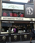 Sutton, Surrey London Patisserie Valerie.JPG