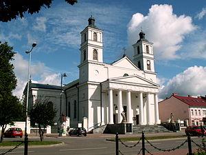 Alexanderkirche in Suwałki
