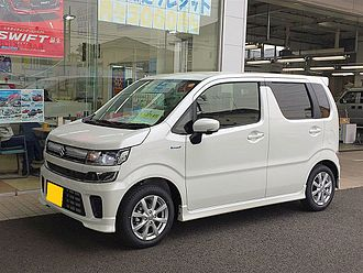 Kei car - Suzuki Wagon R