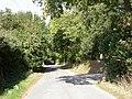 Sway, Coombe Lane - geograph.org.uk - 1506220.jpg