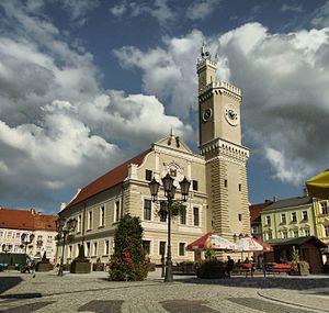 Świebodzin - Town hall of Świebodzin