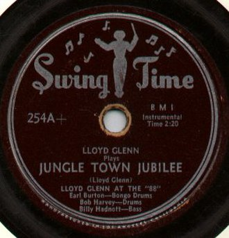 Swing Time Records - Image: Swing Time Record