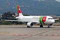TAP Portugal, CS-TNU, Airbus A320-214 (16269348358).jpg
