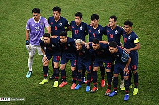 Thailand in AFC Asian Cup 2019