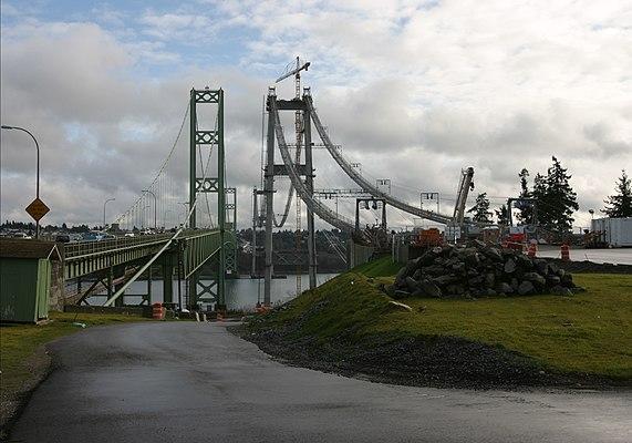 Tacoma Narrows Bridge (1940)