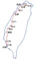 TaiwanHighSpeedRail Map.png