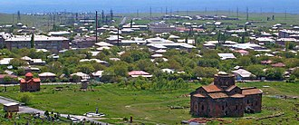 Talin, Armenia - Talin