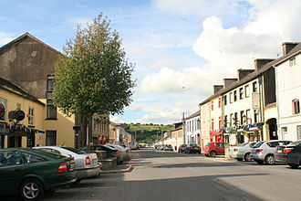 Tallow, County Waterford - Chapel Street in Tallow