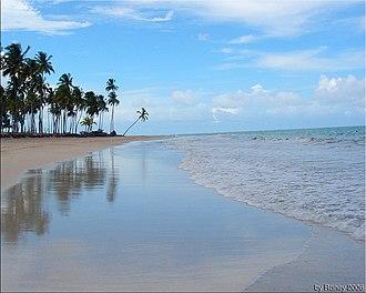 Tamandaré - Tamandaré beach