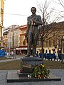 Taras Ševčenko - náměstí Kinských.jpg