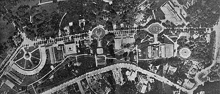 The Eastern Trade Fair in Lwow, 1936 Targi Wschodnie we Lwowie, aerial view (-1936).JPG