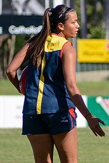 Tayla Thorn Australian rules footballer