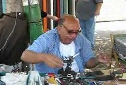 Video van een van de markten van Tel Aviv