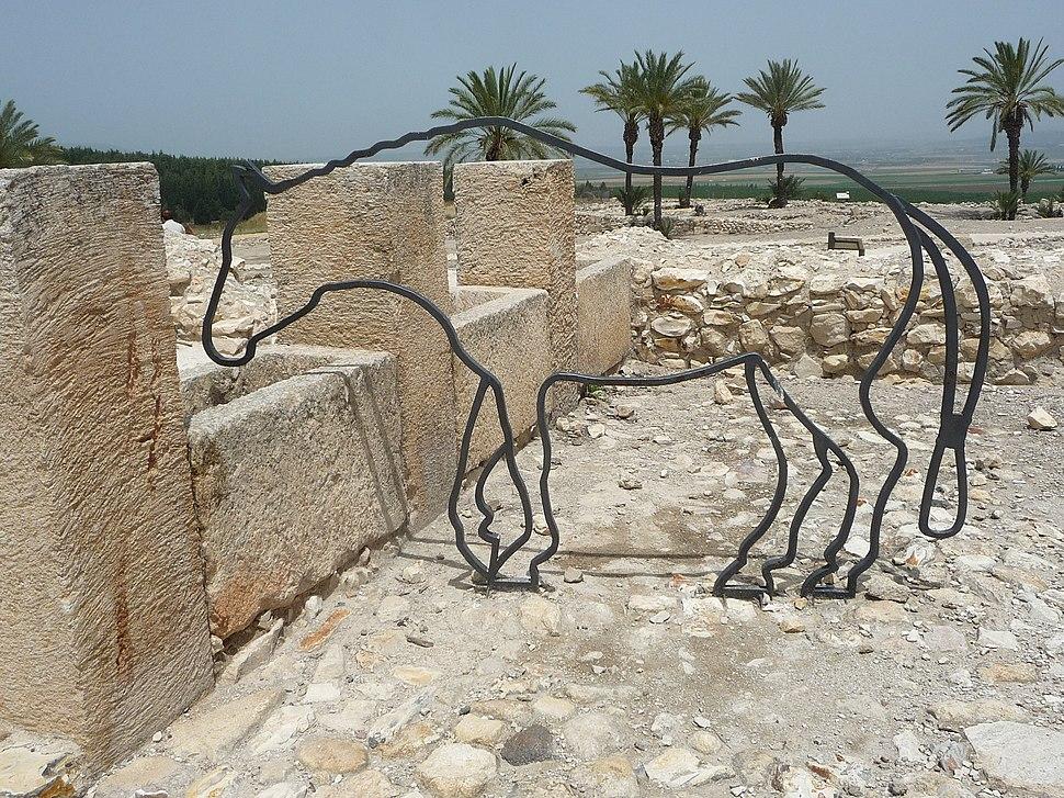 Tel Megiddo 19