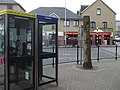 Telephone Boxes at Omagh Bus Station - geograph.org.uk - 1179917.jpg