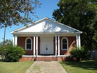 Temple Bnai Jeshurun (Demopolis, Alabama)