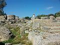 Temple de Zeus (470 - 457 aC) Olímpia.JPG